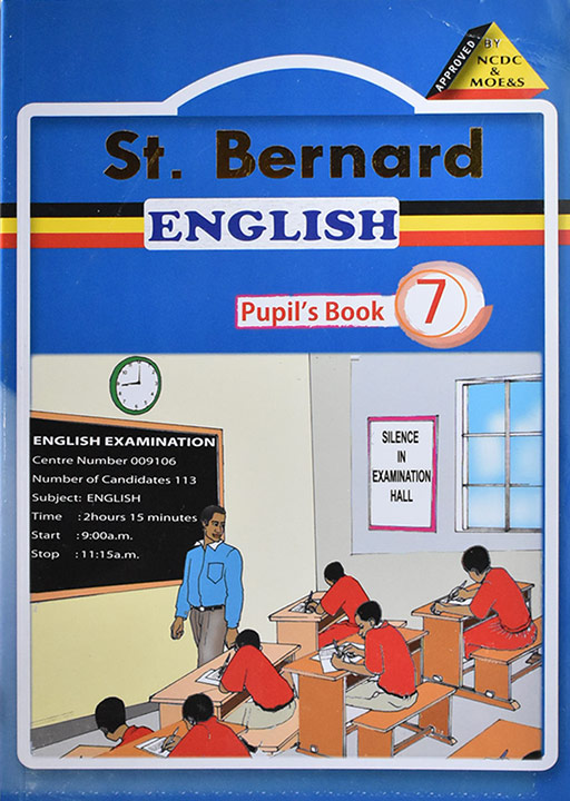 Primary Curriculum Textbooks | St  Bernard Publishers Limited